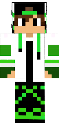 Its a green Variation of current skin