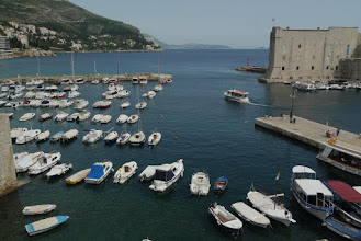 Photo: Old port of Dubrovnik offering many short boat trips