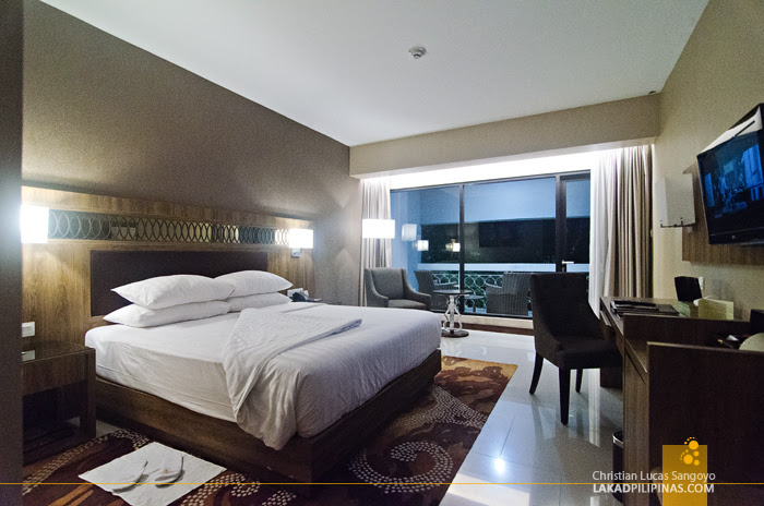 Royal Ambarrukmo Hotel Yogyakarta Room