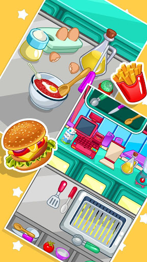 Make a burger king  {cheat|hack|gameplay|apk mod|resources generator} 3