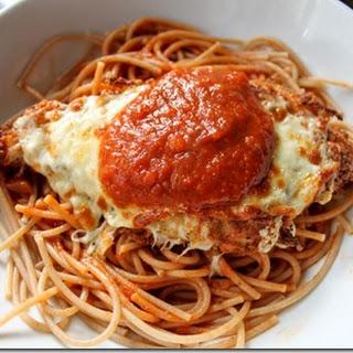 Chicken Cutlets Pasta Recipes