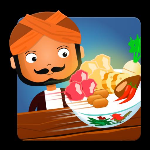 Bubur Ayam Rush - Cooking Game (game)