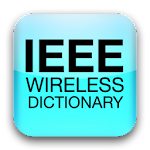 IEEE Wireless Dictionary Icon