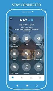 AavGo Staff - náhled