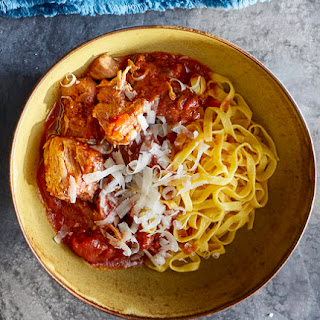 Classic Slow-Cooker Bolognese