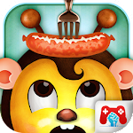 Baby Kitchen Cooking Icon