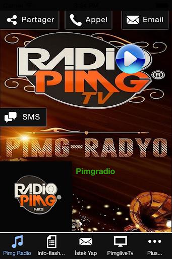 Pimgradio