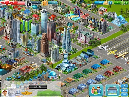 Airport City: Airline Tycoon ✈️ Screenshot