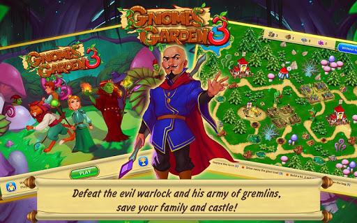 Télécharger Gratuit Gnomes Garden: The Thief of Castles  APK MOD (Astuce) screenshots 6