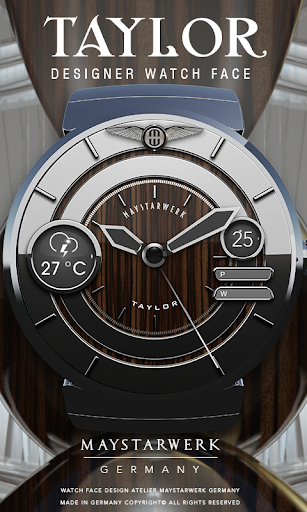 Taylor Watch Face