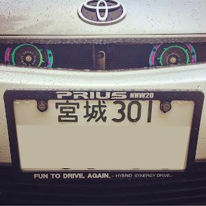 プリウス NHW20 のカスタム事例画像 T.sutouさんの2019年09月12日08:02の投稿
