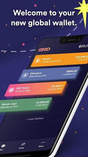 BRD Bitcoin Wallet. Cryptocurrency, Bitcoin Cash 4.4.3 Screenshots 7