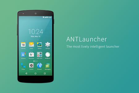ANT Launcher v1.0
