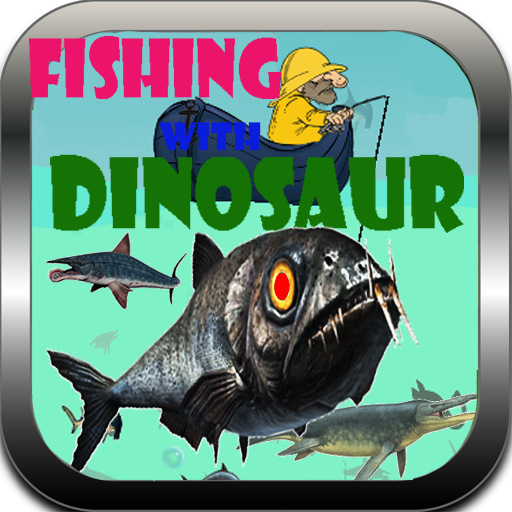 Fishing dinosaur:Jurassic Era