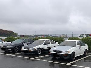 カローラレビン AE86 GT APEX. 1985/12のカスタム事例画像 トシさんの2020年11月26日16:05の投稿