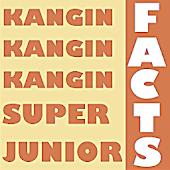 Kangin Super Junior Facts