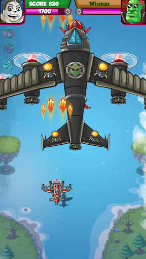 Gallaxian Super Fighter screenshot 4