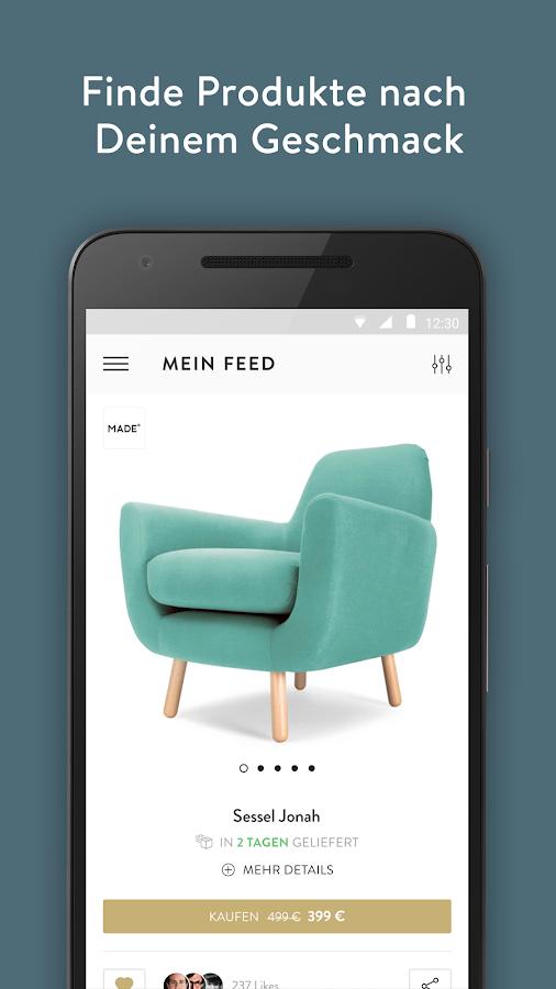 alle m bel in einer app android apps on google play. Black Bedroom Furniture Sets. Home Design Ideas