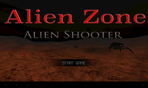 Alien Zone: Alien Shooter Free