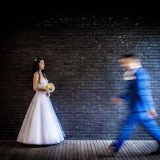 Wedding photographer Krisztina Farkas (krisztinart). Photo of 17.09.2019