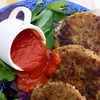 Pacific Northwest Dungeness Crab Cakes.