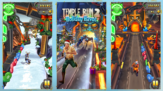 Temple Run 2 Mod Apk 1.76.0 (Unlimited Shopping) 7
