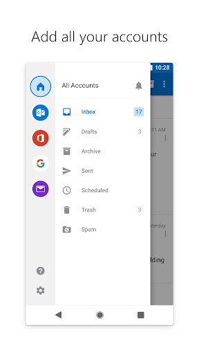 Microsoft Outlook: Organize Your Email & Calendar 4.1.86 screenshots 6
