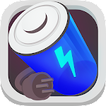 Fast Charger and Battery Saver Icon