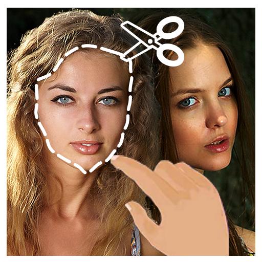 Cut Paste Photo Editor 工具 App LOGO-硬是要APP
