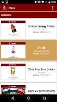 Screenshot of PS Food Mart Deals App
