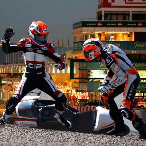 体育竞技の摩托车驾驶战斗机2016年 LOGO-記事Game