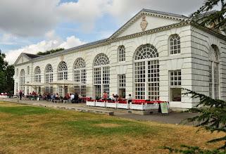 Photo: Orangerie omgebouwd tot restaurant Kew - Royal Botanical Gardens