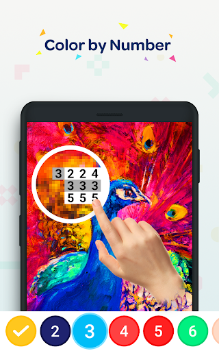 No. Color - Color by Number, Number Coloring 7.2 screenshots 24