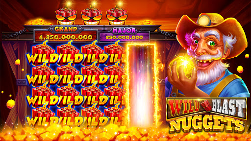 Grand Win Casino - Hot Vegas Jackpot Slot Machine apktram screenshots 3