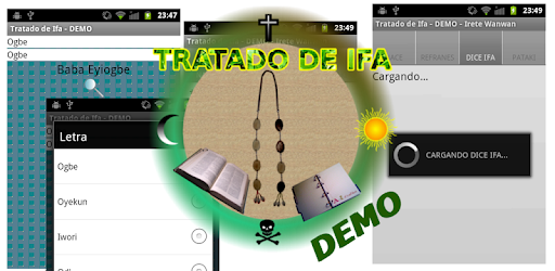 Oracle of Ifa demo - Apps on Google Play