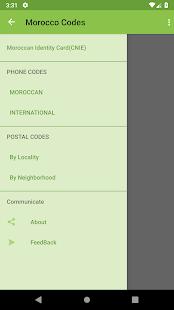 Postal Codes Morocco - náhled