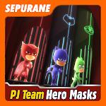 The Pj Teamhero Masks Games