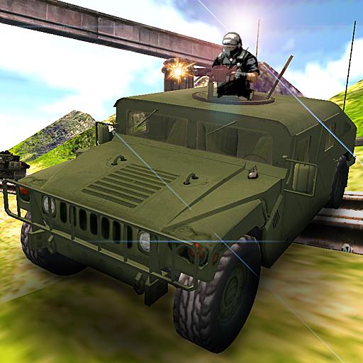 軍用車輛通行 LOGO-APP點子