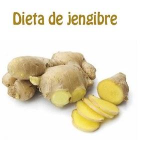Dieta con Jengibre Gratis
