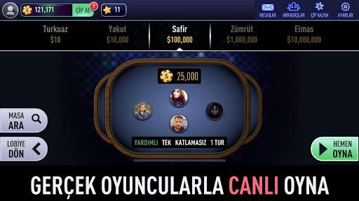 101 Yu00fczbir Okey Elit 1.1.24 screenshots 3