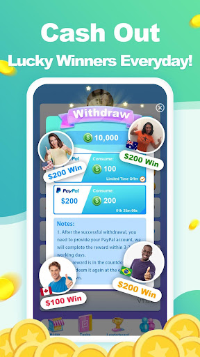 Lucky Winner - Real Prizes & Real Winners Everyday 1.2.0 screenshots 4