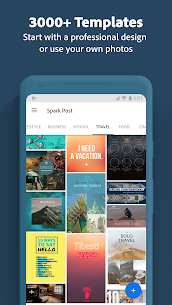 Adobe Spark Post Pro MOD APK 4.10.0 [Premium + Unlocked] 7