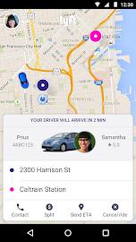 Lyft - Taxi & Bus Alternative Screenshot 3