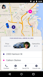 Lyft - Taxi App Alternative- screenshot thumbnail