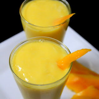 Mango Ice Cream Smoothie Recipes