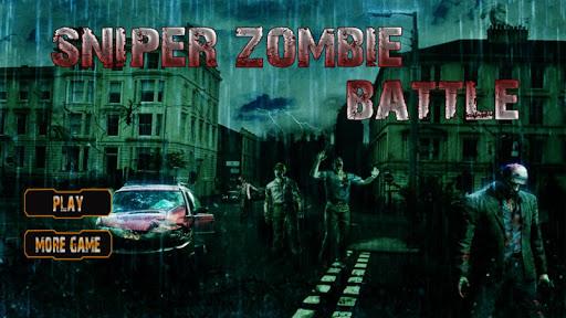 Sniper Zombie War