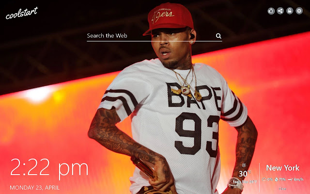 Chris Brown HD Wallpapers Hip Hop Music Theme
