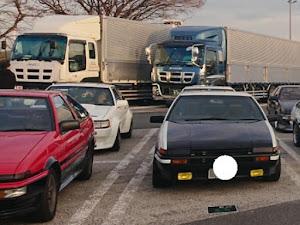 カローラレビン AE86 GT-APEX 62年式のカスタム事例画像 takumin1086さんの2019年01月20日19:30の投稿