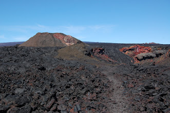 Photo: The next large cone is Pukauahi.