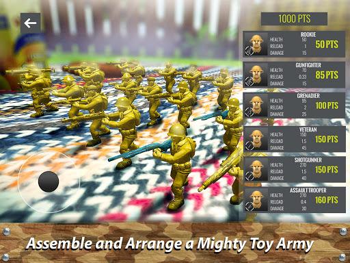 ud83dudd2b Toy Commander: Army Men Battles apktram screenshots 7